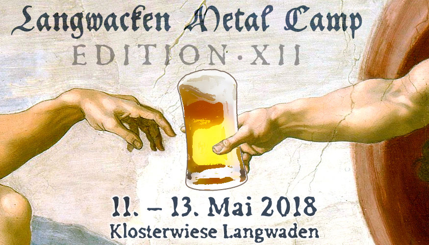 Langwacken Metal Camp Vol. XII