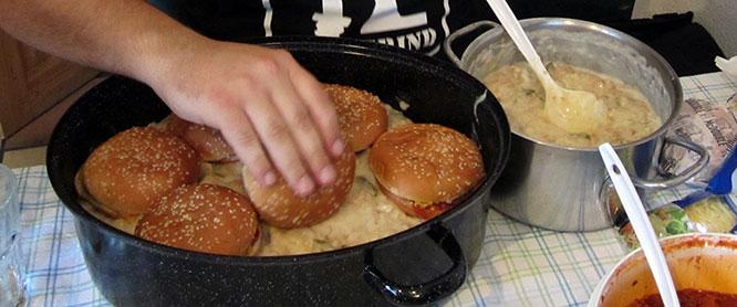 Nächste Schicht Burger